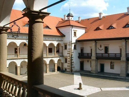 Zamek Królewski w Niepołomicach - www.zamekkrolewski.com.pl