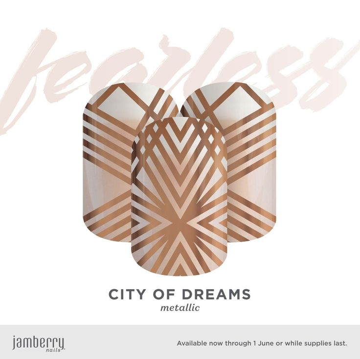 City of Dreams. Available for a limited time only. Get in quick, last month's Penny Sea copper #fearless wrap SOLD OUT in amazing speed!!