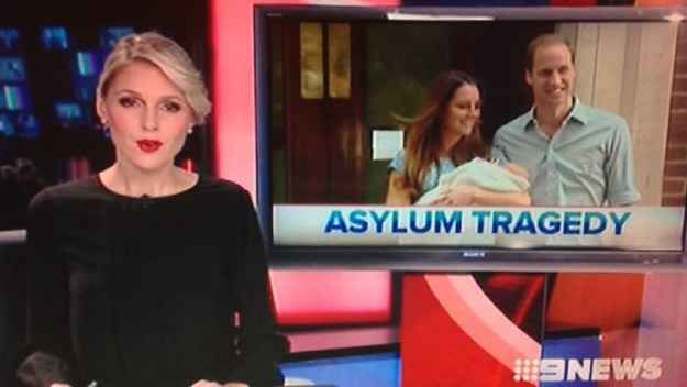 When Channel 9 ran with this: | 17 Times Australian News Was Too Much To Handle