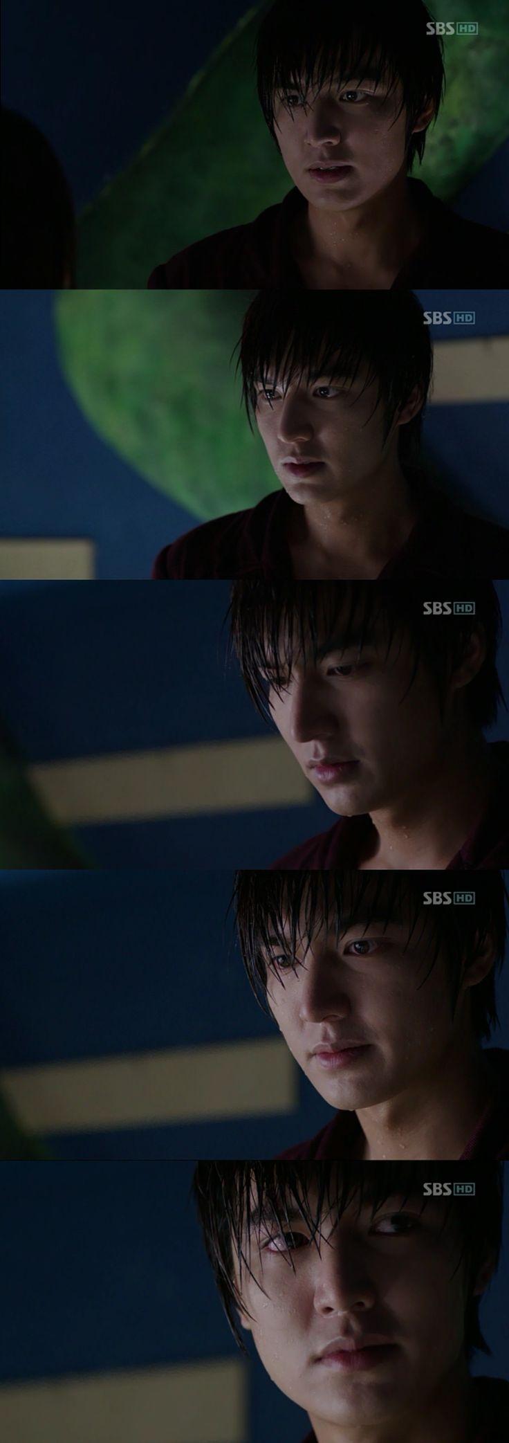 Because Lee Min Ho. City Hunter