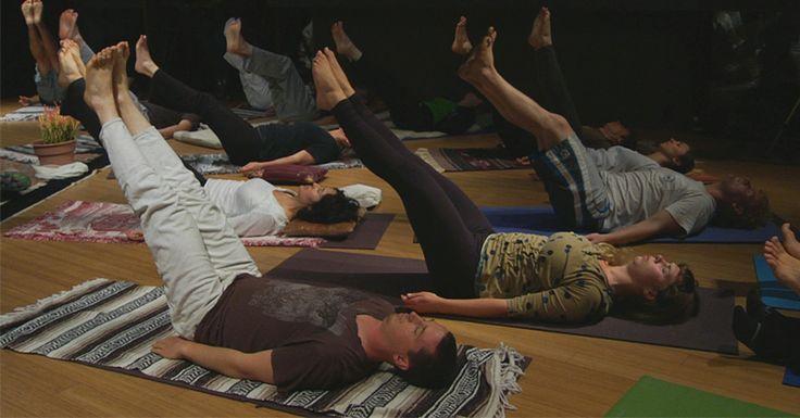 boat pose yoga