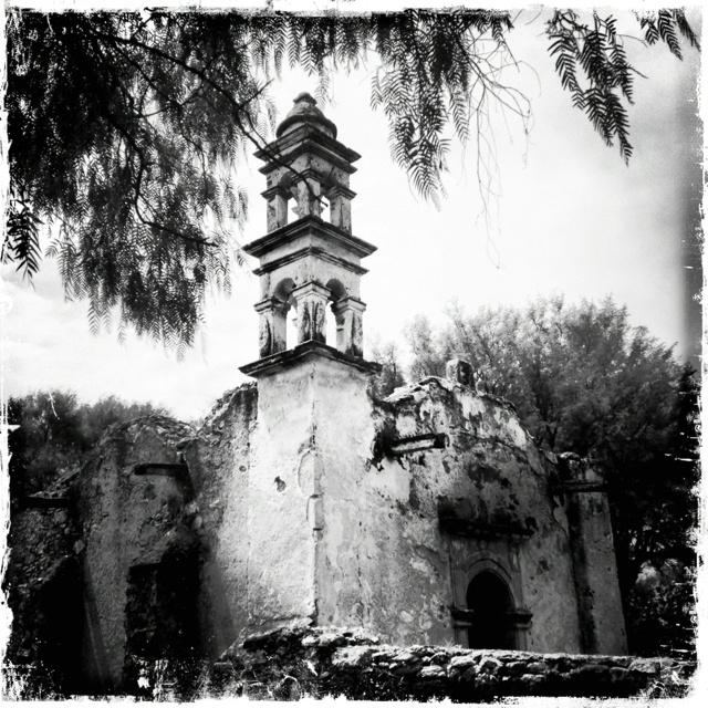 Capilla, rancho, Mexico