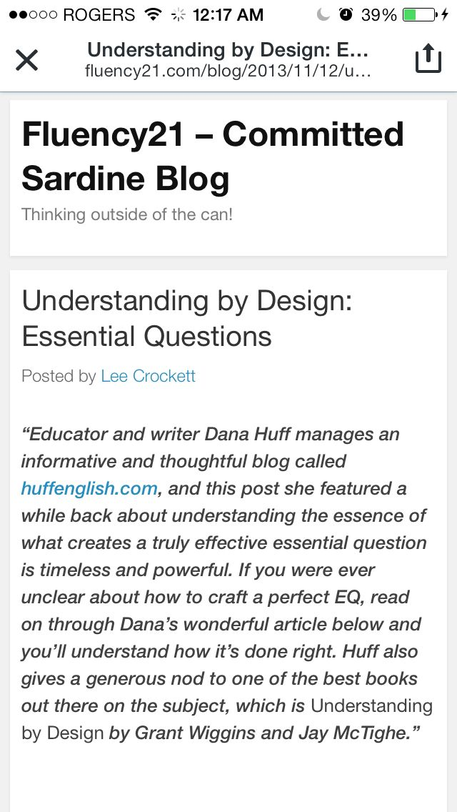 78 Best Understanding By Design Images On Pinterest Essential Questions Classroom Ideas And