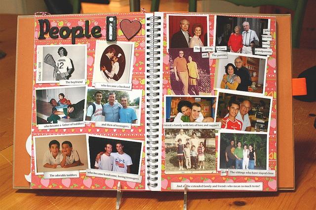 wonderful SMASH book page ideas...