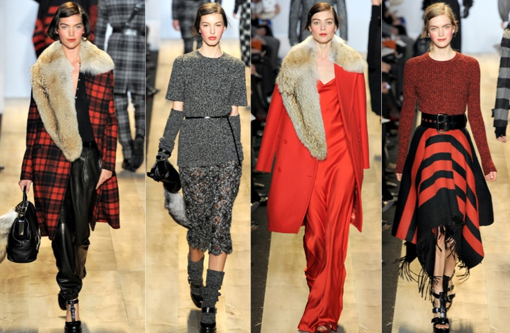 colours: Colour, Fashion Week, Beautiful Clothes, Fall 2012, Fur, Collection, 2012 Fall, Fall 12