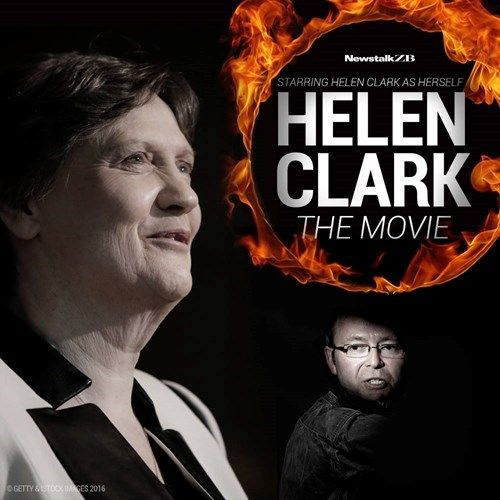 Helen Clark: The Movie Trailer... AT LEAST WHILE SHE WANTS TO CONTROL THE UN SHE IS NO LONGER DESTROYING NZ... MAY 12 2016