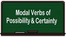 Outstanding selection of free ESL EFL teaching activities, games and worksheets about modal verbs of possibility and certainty.