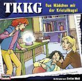 166/Das Mädchen mit der Kristallkugel [CD], 19799391