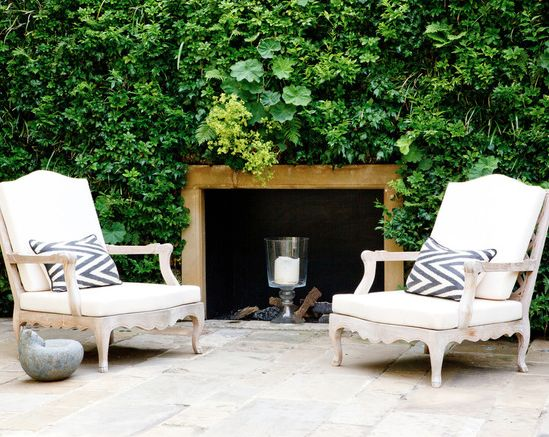 Outdoor Sitting Spaces