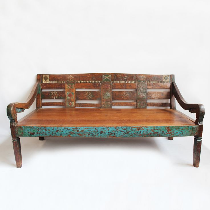 Beautiful Vintage Teak Daybed ! Imported From Java Indonesia By Design MIX  Furniture In Los Angeles. Many Similar Pieces Available | Pinterest |  Daybed, ...