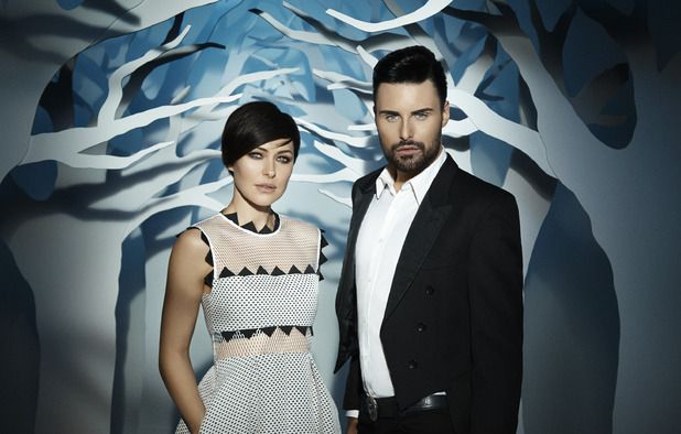Celebrity Big Brother 2015 presenters Emma Willis & Rylan Clark