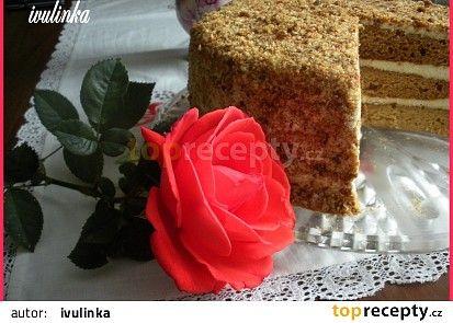 Marlenka podomácku recept - TopRecepty.cz