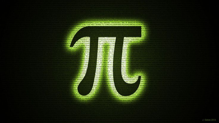 You know the old saying: it's Pi Day, Pi Day, gotta get down on Pi Day. And what better way to celebrate the date that embodies everyone's favorite mathematical constant than with precisely 3.14...