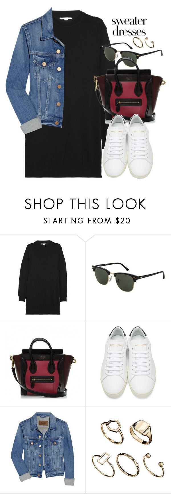 """Sin título #13621"" by vany-alvarado ❤ liked on Polyvore featuring Alexander Wang, Topshop, Yves Saint Laurent, Acne Studios and ASOS"