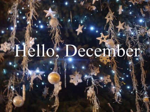 Hello, December december hello december december images december quotes and sayings december image quotes december pictures hello december 2016