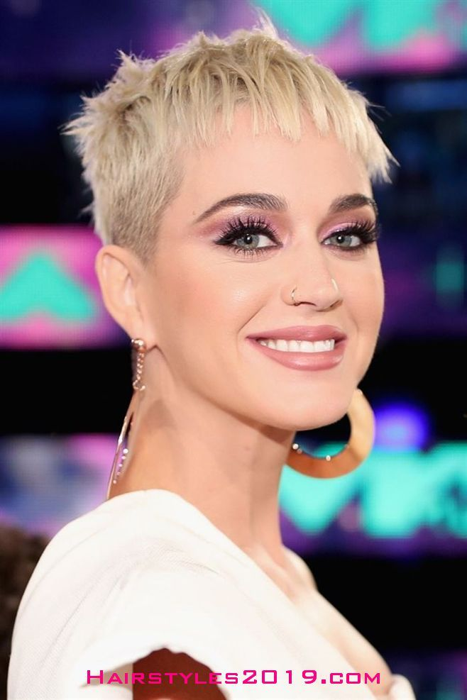Trendy Hairstyles 2014: Katy Perry Hairstyles For Short Hair
