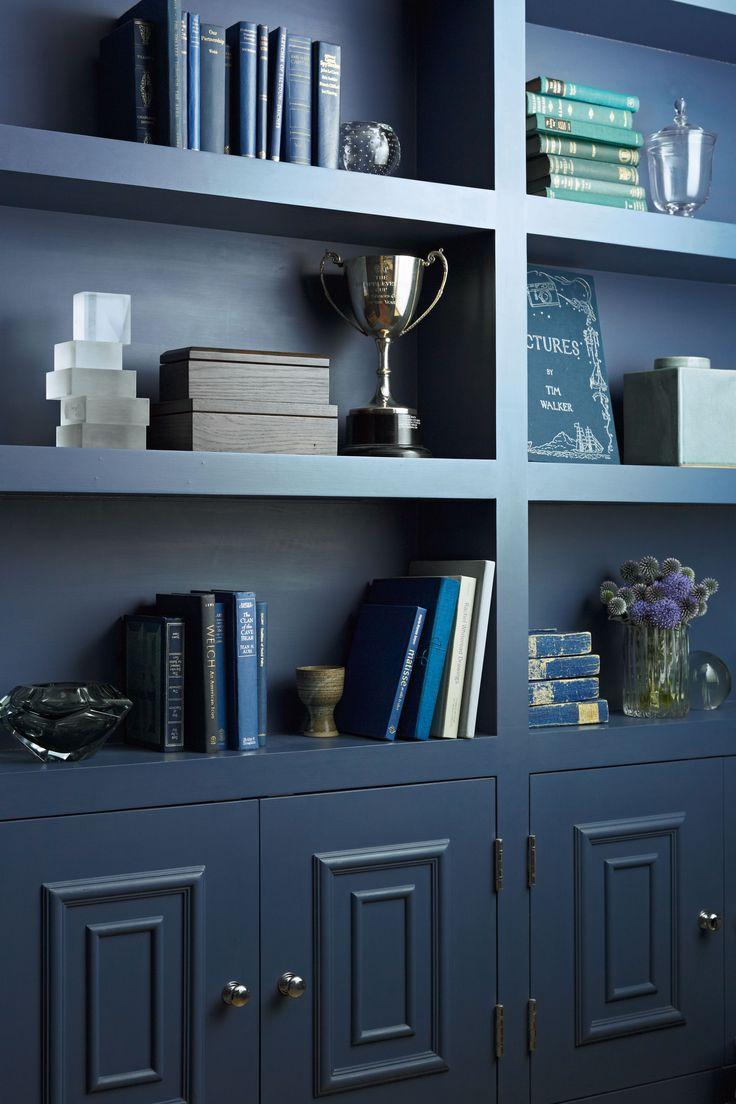 Barkers Interiors | Zoffany Blue Velvet