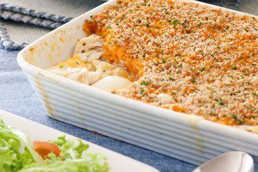 Fish pie with kumara mash – Recipes – Bite