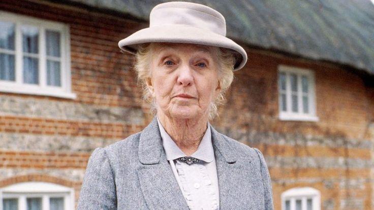Qui est votre Miss Marple préférée ? Who is your preferred Miss Marple ?