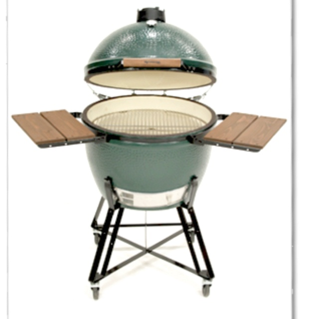Big Green Egg best cooker ever!!