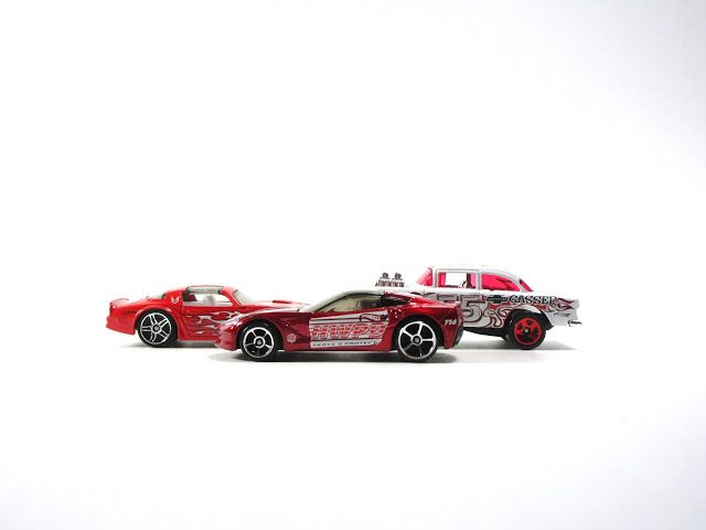 The Western Diecast Review: Hot Wheels Target Red Edition Exclusives: Wave 1!