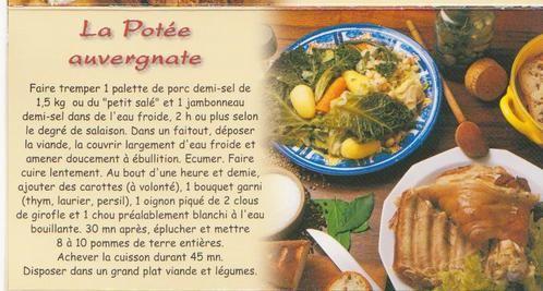 Potée auvergnate #Auvergne
