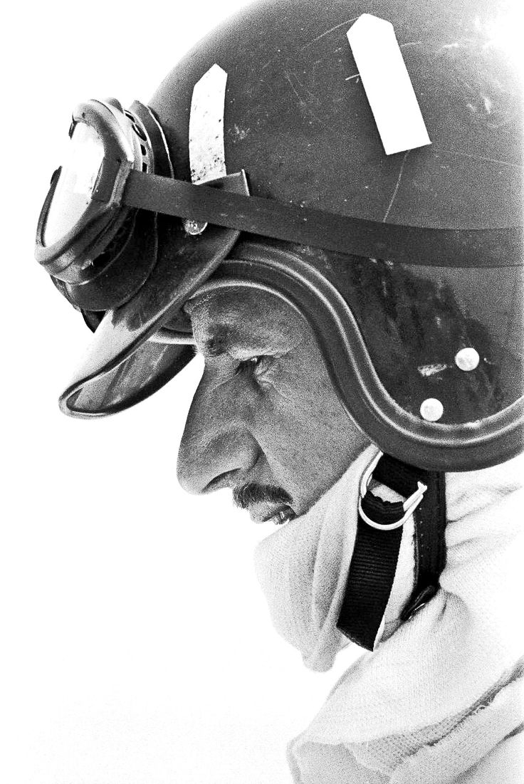 This man needs no introduction.  But he's going to get one anyway: Graham Hill.