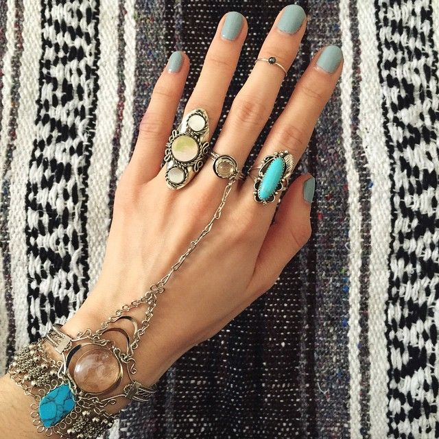"""""""#SNEAKPEEK NEW one-of-a-kind killer slave bracelets and more navajo rings coming REAL soon to MADEFABULOUS.COM! Get ready  #jewelry #jewellery…"""""""