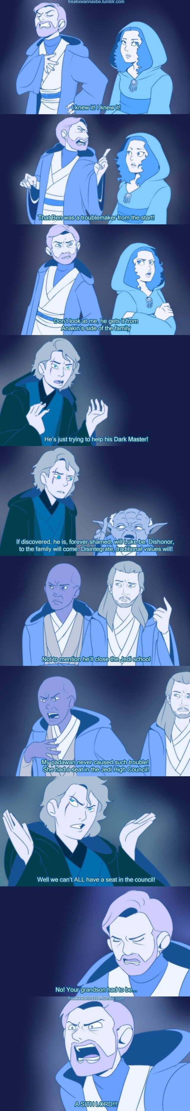 Mysterious as the dark side of the force - Alternative Disney #Mulan