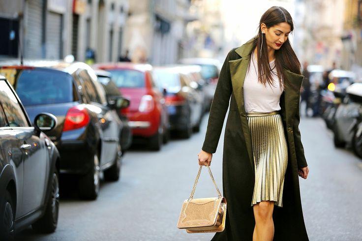 #SaraNicoleRossetto #fashionweek #mfw #fw15 #silvianheach #style #fashion #nicolerossetto
