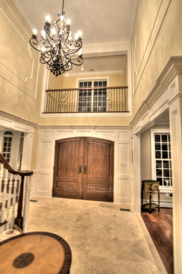 16 best Crown Molding images on Pinterest | Crown molding, For the ...