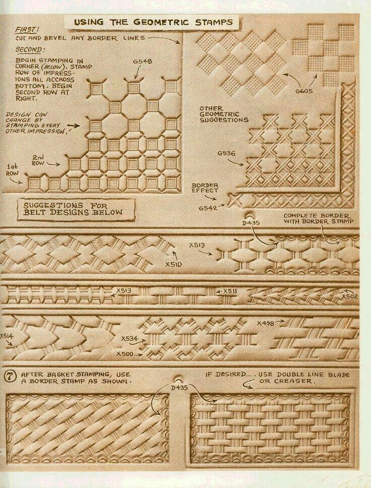 Geometric stamping                                                                                                                                                                                 More