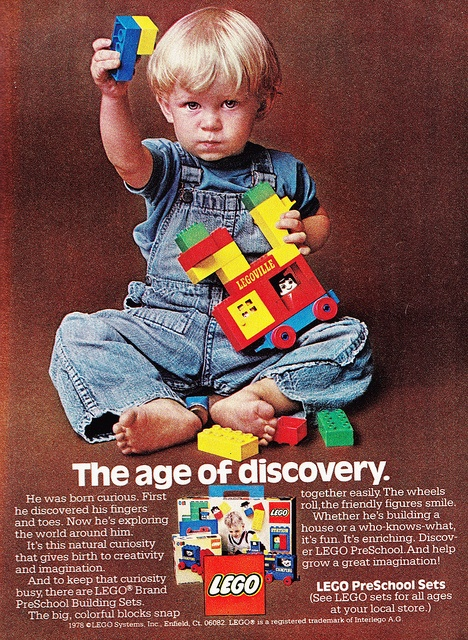 lego add- the age of discovery