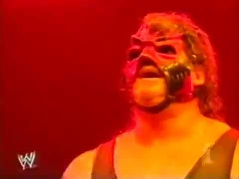 Kane Vs Christian & Lance Storm 9/2/2002