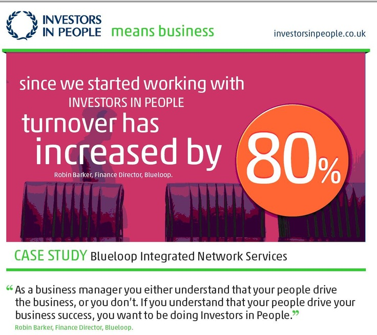 Blueloop Integrated Network Services Case Study