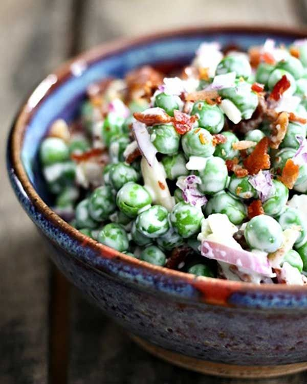 By this time of the year, we are all pretty tired of salad. We do love you, leafy greens—but we want to take a break. So here's to potato salad, zoodle salad, caramel apple salad, and more!