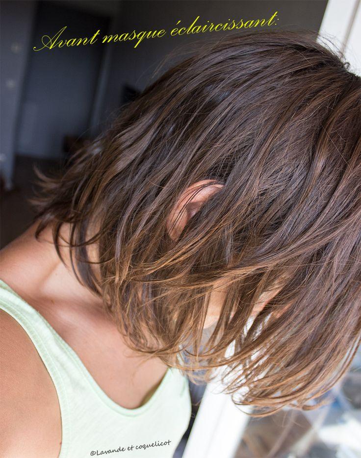 masque cheveux eclaircissant cannelle miel avant lavande et coquelicot - Eclaircissant Cheveux Colors