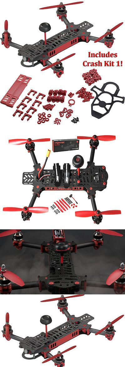 Quadcopters and Multicopters 182185: Immersionrc Vortex 285 Mm Fpv Racing Quadcopter Race Quad W Osd And 350Mw Video Tx -> BUY IT NOW ONLY: $189.95 on eBay!