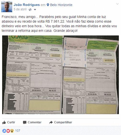 Milhares de Brasileiros Já Estão Recuperando o Dinheiro dos Impostos Cobrados Indevidamente na Conta de Luz dos Últimos 5 Anos