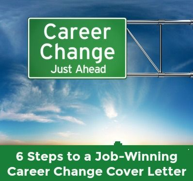 Write a Career Change Cover Letter