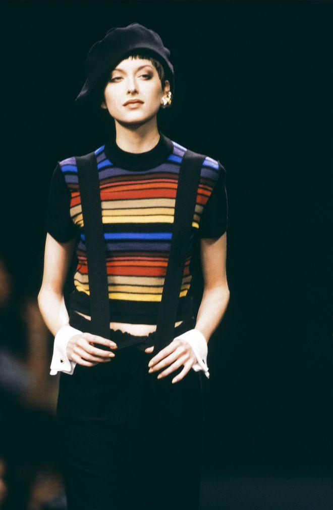 nachi style insp - Défilé Sonia Rykiel prêt-à-porter printemps-été 1993