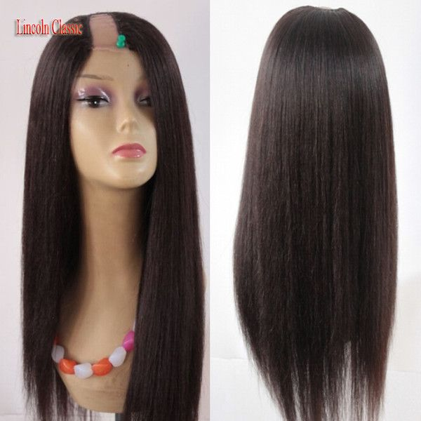 I found some amazing stuff, open it to learn more! Don't wait:https://m.dhgate.com/product/wholesale-price-soft-u-part-wig-yaki-straight/395662125.html