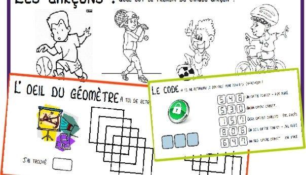 [Rituel] La série 2 des petites énigmes mathématiques