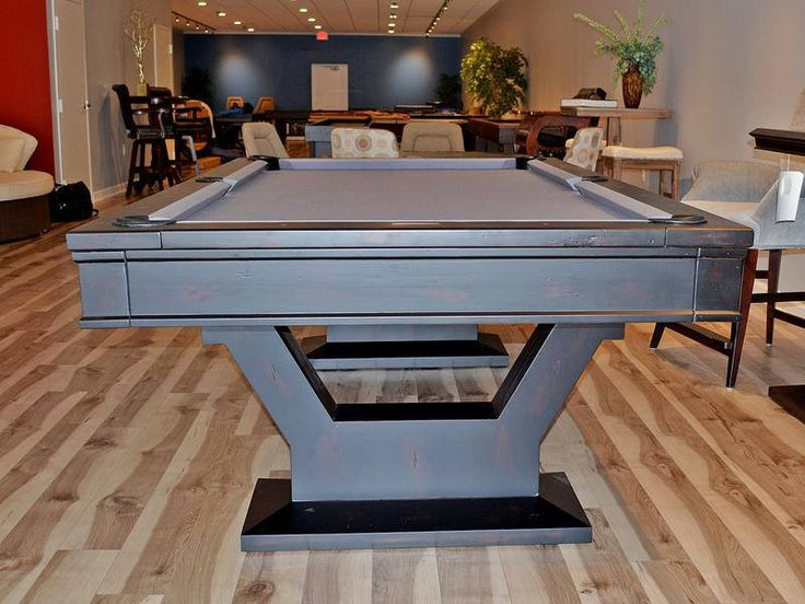 Slate Pool Table-Gaming Table-Distressed Furniture-Coffee Finished Rustic Table-Game Room Furniture-Billiards-Man Cave-Home Bar Cabinet by sawyertwain on Etsy