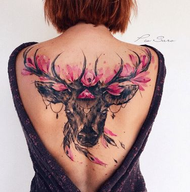 50 Empowering & Beautifully Meaningful Tattoos