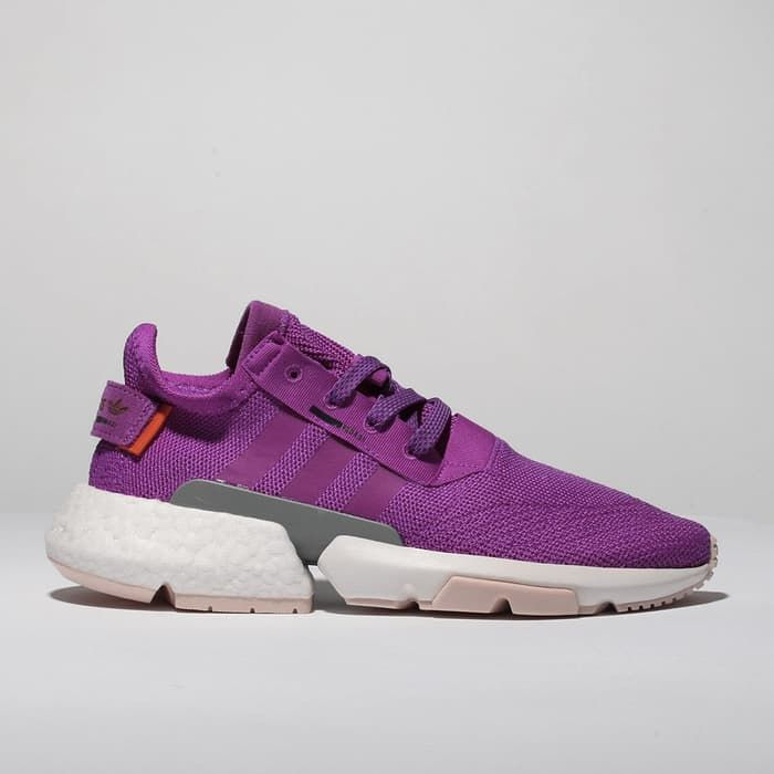 Womens Pink Adidas Pod S3 1 Trainers Schuh
