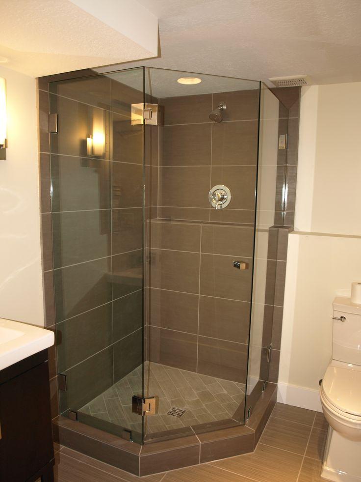 New angle european showers. (UT company?) | Shower ... on Modern:kkgewzoz5M4= Small Bathroom  id=97157