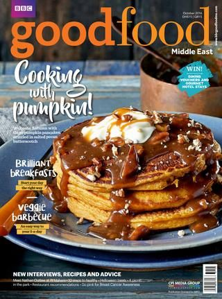 BBC Good Food ME - 2016 October
