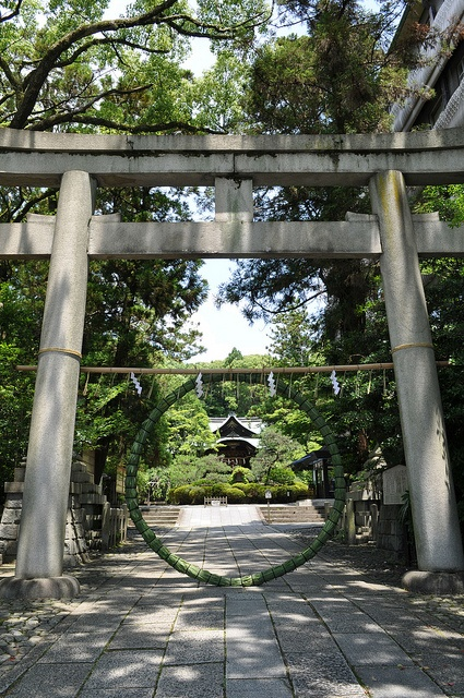Okazaki Jinja Shrine - Kyoto, Japan