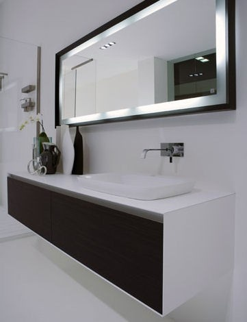 Prelucrarea sticlei - OglinziBathroom Mirrors, Cards Design, Downstairs Bathroom, Guest Bathroom, Modern Bathroom, Google Search, Bathroom Wall, Wall Mirrors, Mirrors Design